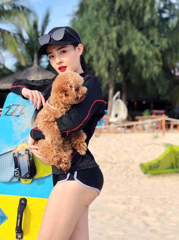 Ngân 98 được báo Trung Quốc khen nức nở, được gọi là nữ thần đẹp nhất Việt Nam - Ảnh 3.