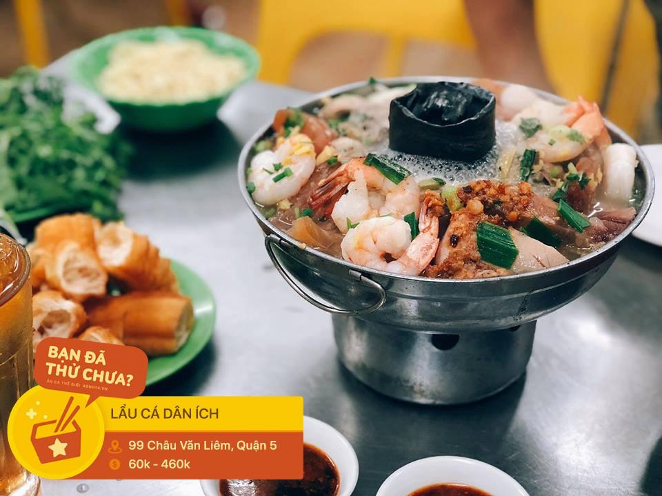Lân la tìm đến những quán ăn trên đường Châu Văn Liêm vô cùng nổi tiếng trong giới sành ăn Sài Gòn - Ảnh 9.