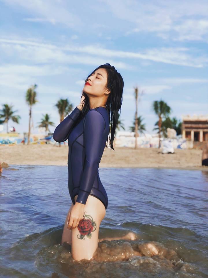 Khi các người đẹp của VTV khoe dáng với bikini: Quyến rũ, gợi cảm bất phân thắng bại! - Ảnh 23.