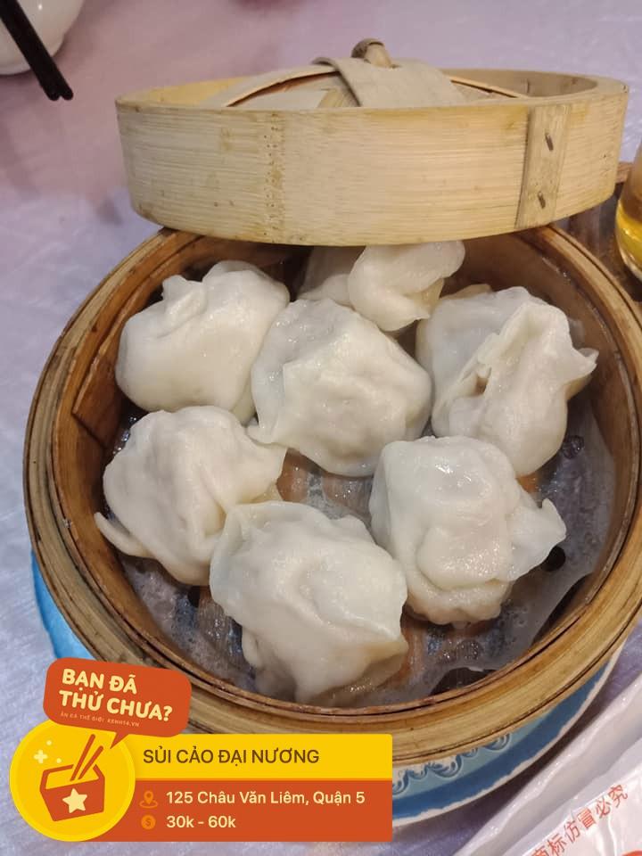Lân la tìm đến những quán ăn trên đường Châu Văn Liêm vô cùng nổi tiếng trong giới sành ăn Sài Gòn - Ảnh 3.