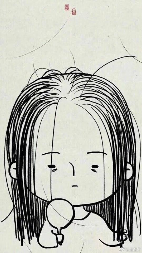 Khổ như con gái: Tóc thì đã ít rồi nhưng mỗi ngày đều rụng đến hói cả đầu! - Ảnh 13.