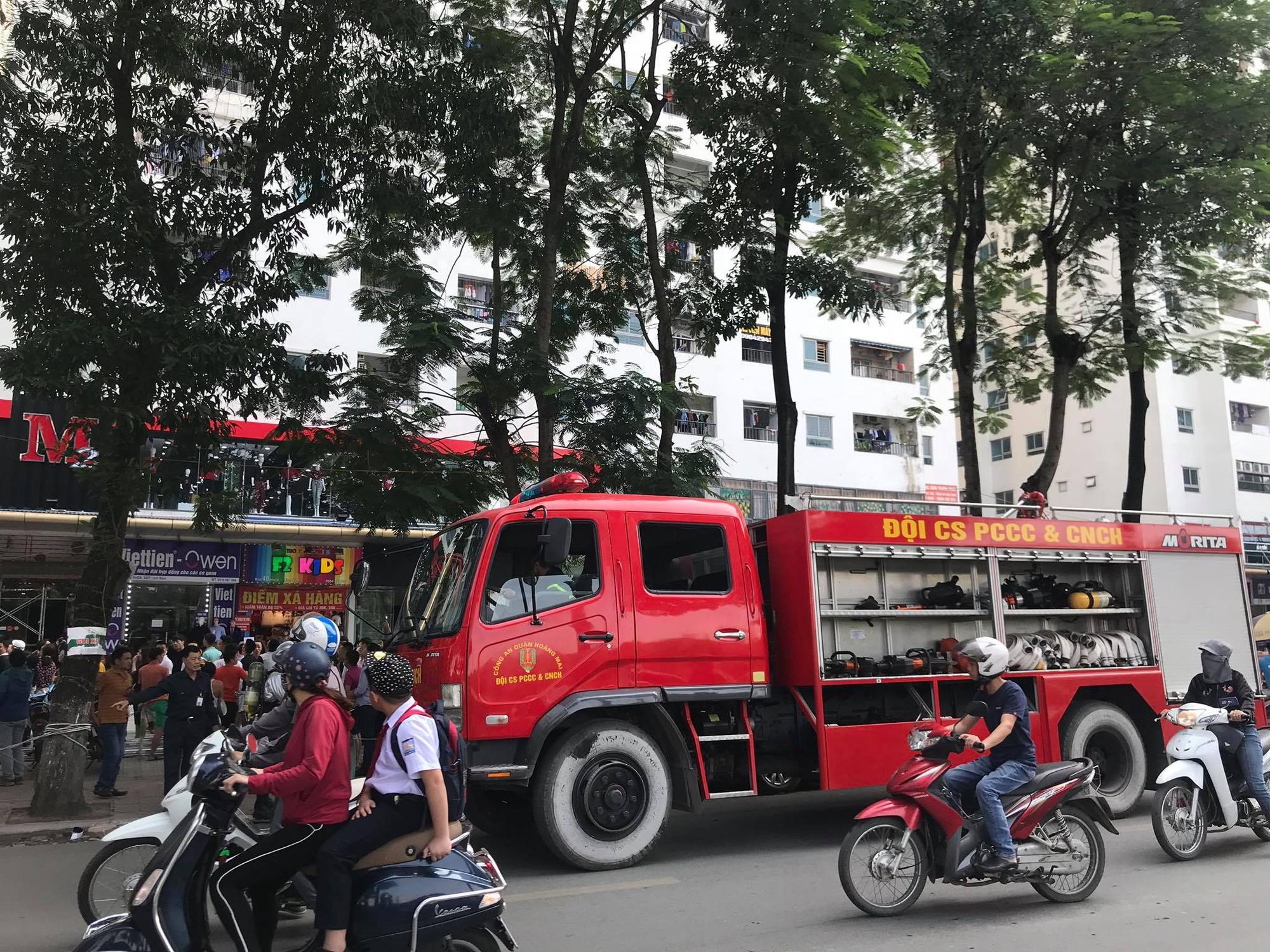 Cháy ở Linh Đàm: Thông tin mới nhất vụ cháy tầng 31 chung cư Linh Đàm - Ảnh 3