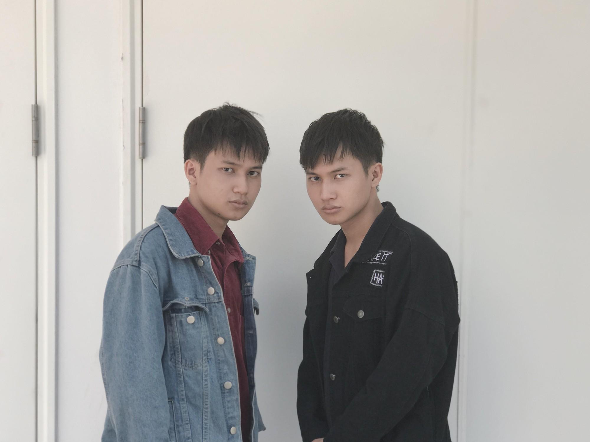 Nguyễn Trọng Tài Hongkong1 có anh trai sinh đôi thường xuyên bị fan nhận nhầm - Ảnh 2.