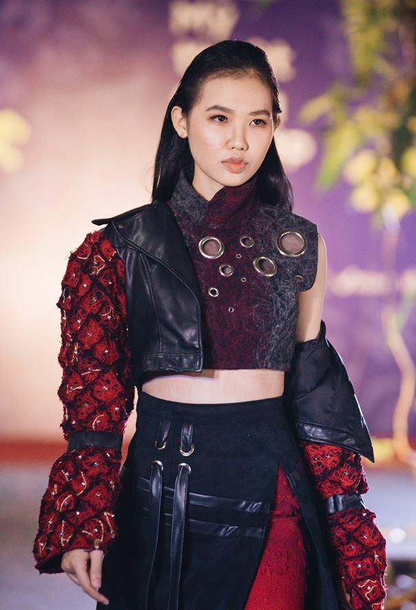 Đã mắt với những thiết kế ấn tượng không thua kém bất cứ sàn diễn quốc tế nào của sinh viên Thiết kế Thời trang, Đại học Kiến trúc Thành phố Hồ Chí Minh - Ảnh 26.