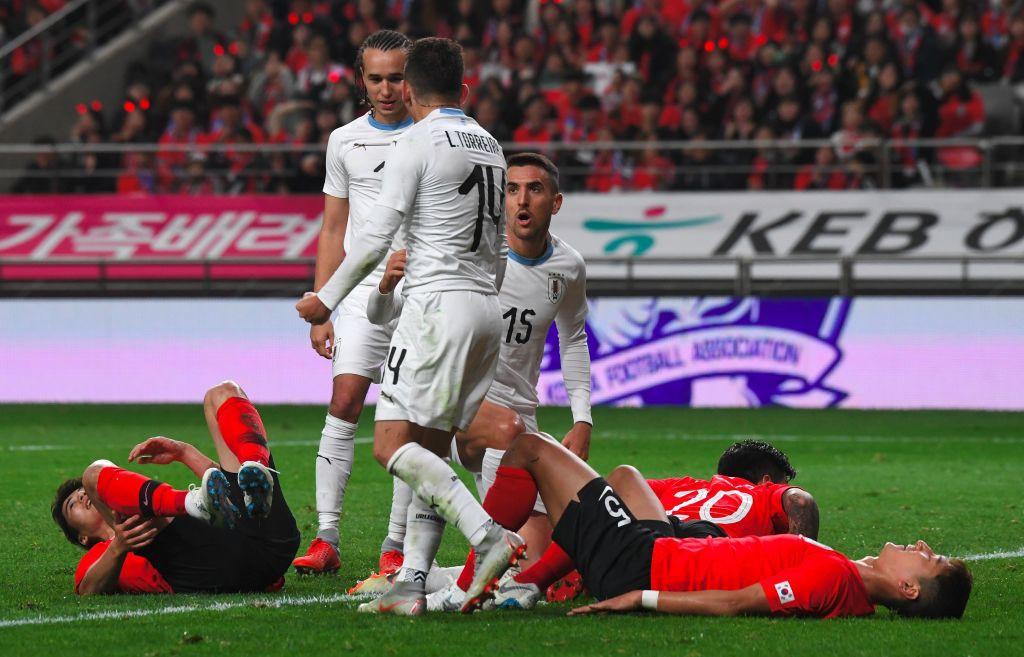 Chấn động: Son Heung-min cùng Hàn Quốc đánh bại đội tuyển hàng đầu thế giới - Ảnh 9.