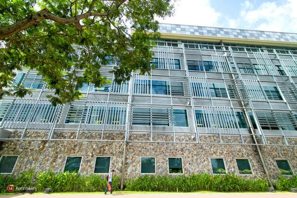 Bắc có ĐH Thăng Long, Nam có ĐH RMIT, đây chắc chắn là 2 ngôi trường đẹp, xịn nhất Việt Nam - Ảnh 15.