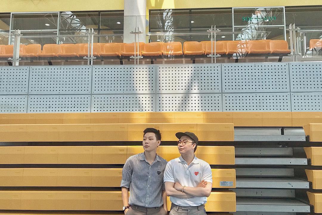 Bắc có ĐH Thăng Long, Nam có ĐH RMIT, đây chắc chắn là 2 ngôi trường đẹp, xịn nhất Việt Nam - Ảnh 21.