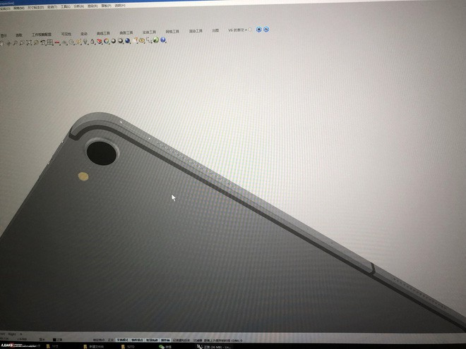 Thiết kế mới của iPad Pro lộ diện trong hình ảnh rò rỉ - Ảnh 2.
