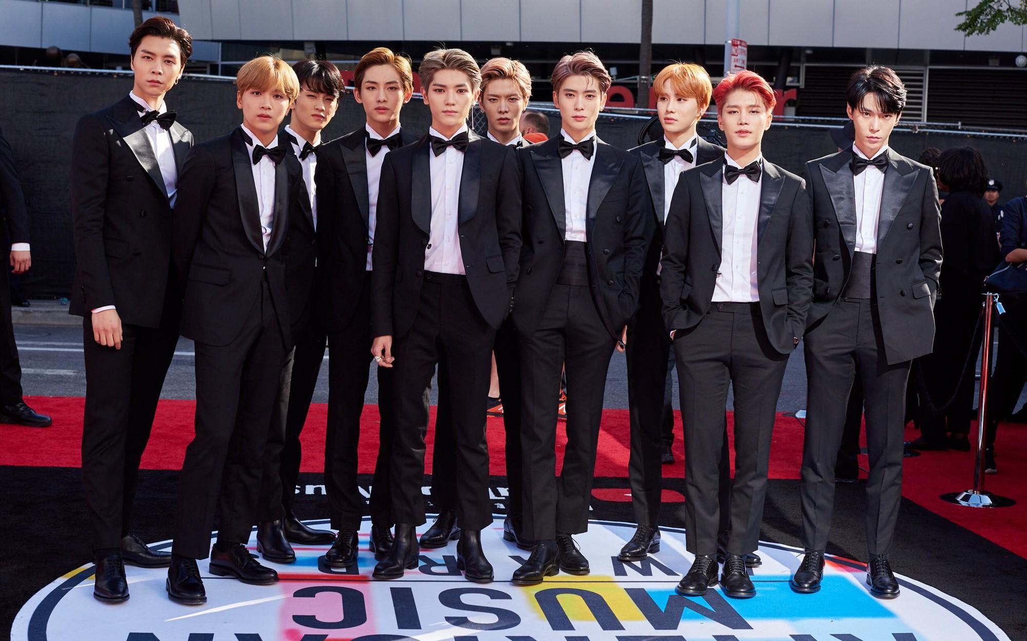 Báo Ấn Độ bị chỉ trích vì nhầm NCT 127 là BTS tại lễ trao giải American Music Awards 2018 - Ảnh 2.