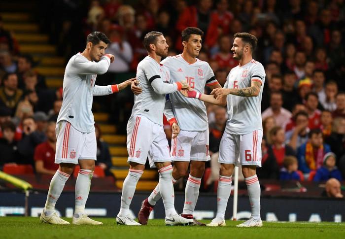 Đồng đội cũ của Messi tỏa sáng, Tây Ban Nha hủy diệt xứ Wales 4-1 - Ảnh 3.