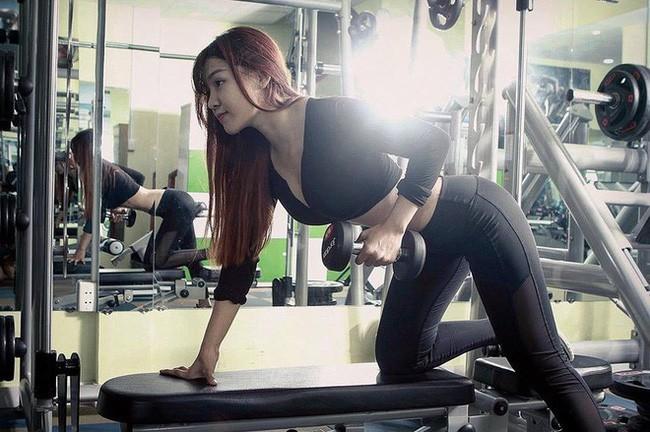 Bạn gái thủ môn Lâm Tây lột xác ấn tượng nhờ giảm 11kg - Ảnh 9.