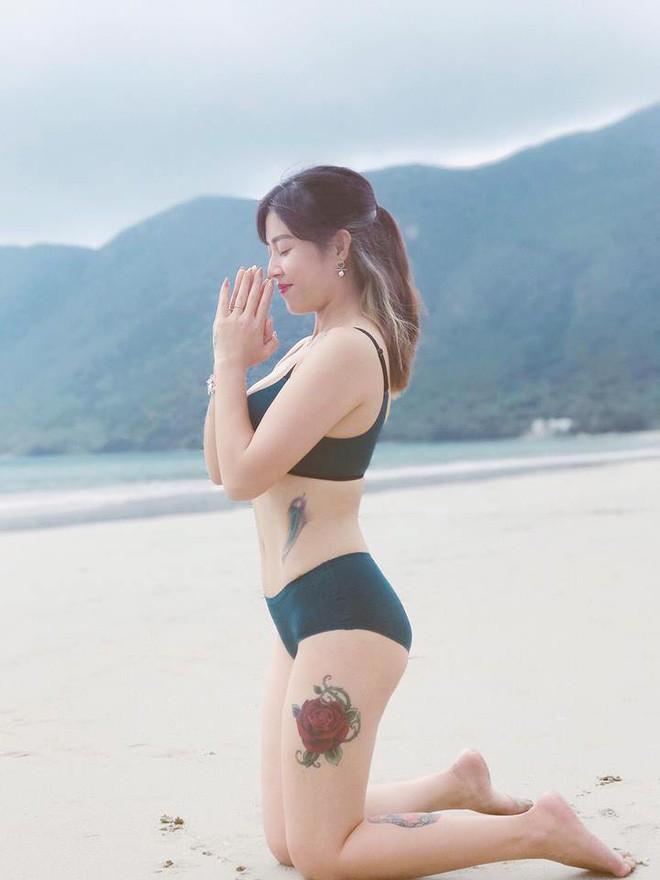 Khi các người đẹp của VTV khoe dáng với bikini: Quyến rũ, gợi cảm bất phân thắng bại! - Ảnh 21.