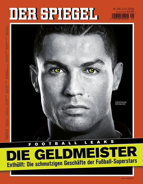 Báo Đức: Chúng tôi có hàng trăm tài liệu, Ronaldo đừng hòng thoát tội - Ảnh 1.