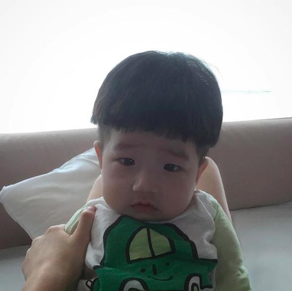 Biểu cảm khóc thét của nhóc tì Hàn Quốc đủ sức làm 1001 meme bi hài trong cuộc đời bạn! - Ảnh 17.