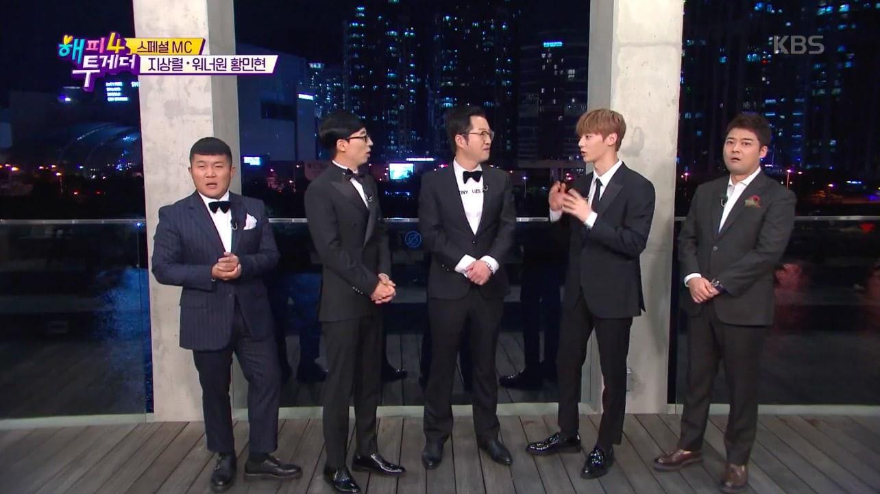 Min Hyun (Wanna One) có màn khoe cơ bụng gây sốt chỉ vì lý do không ngờ này! - Ảnh 1.