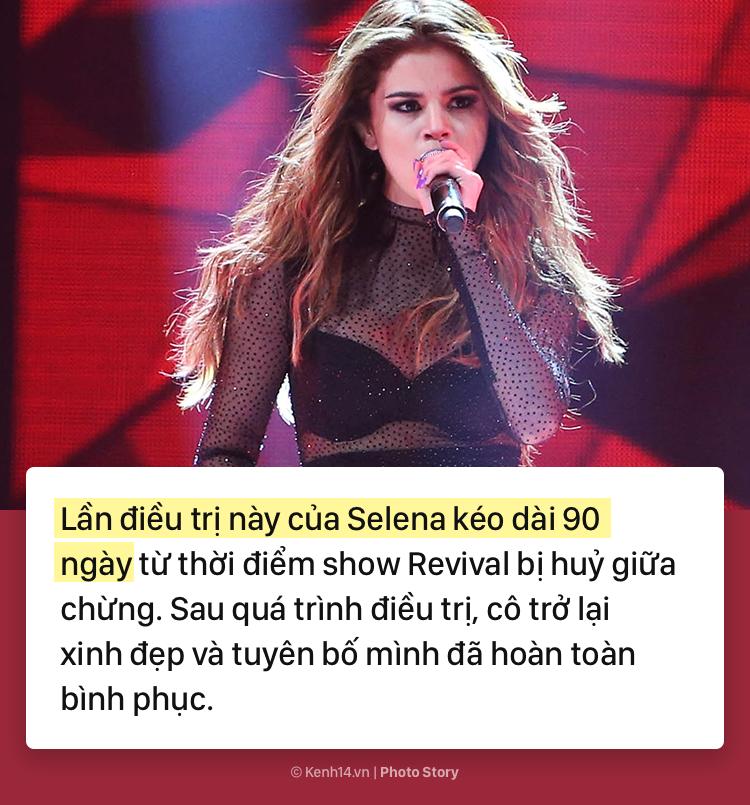 Selena Gomez và hành trình 5 năm chống chọi với căn bệnh lupus ban đỏ kèm di chứng - Ảnh 4.