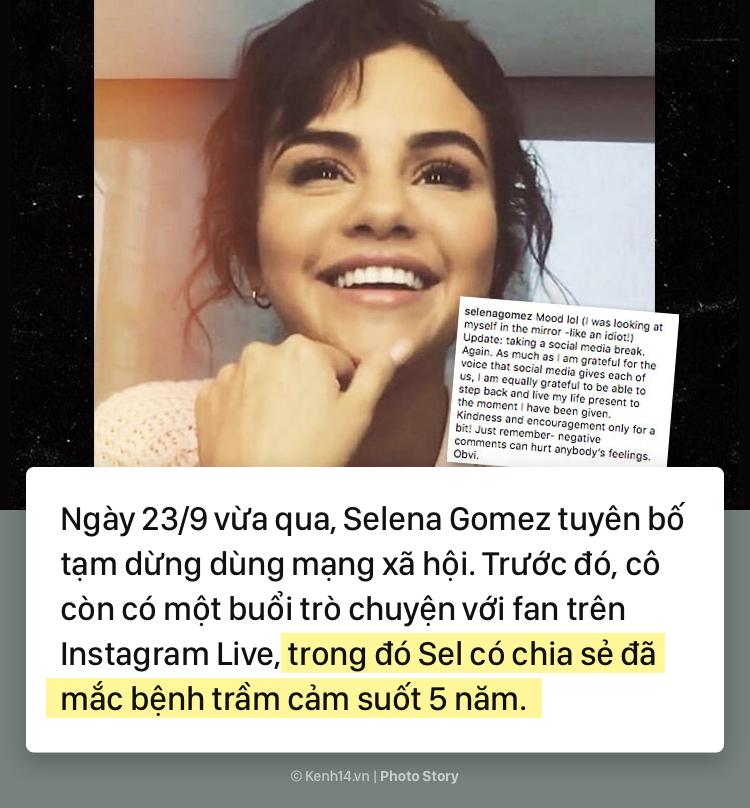 Selena Gomez và hành trình 5 năm chống chọi với căn bệnh lupus ban đỏ kèm di chứng - Ảnh 15.