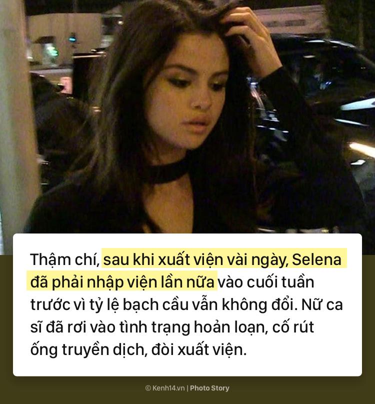Selena Gomez và hành trình 5 năm chống chọi với căn bệnh lupus ban đỏ kèm di chứng - Ảnh 19.