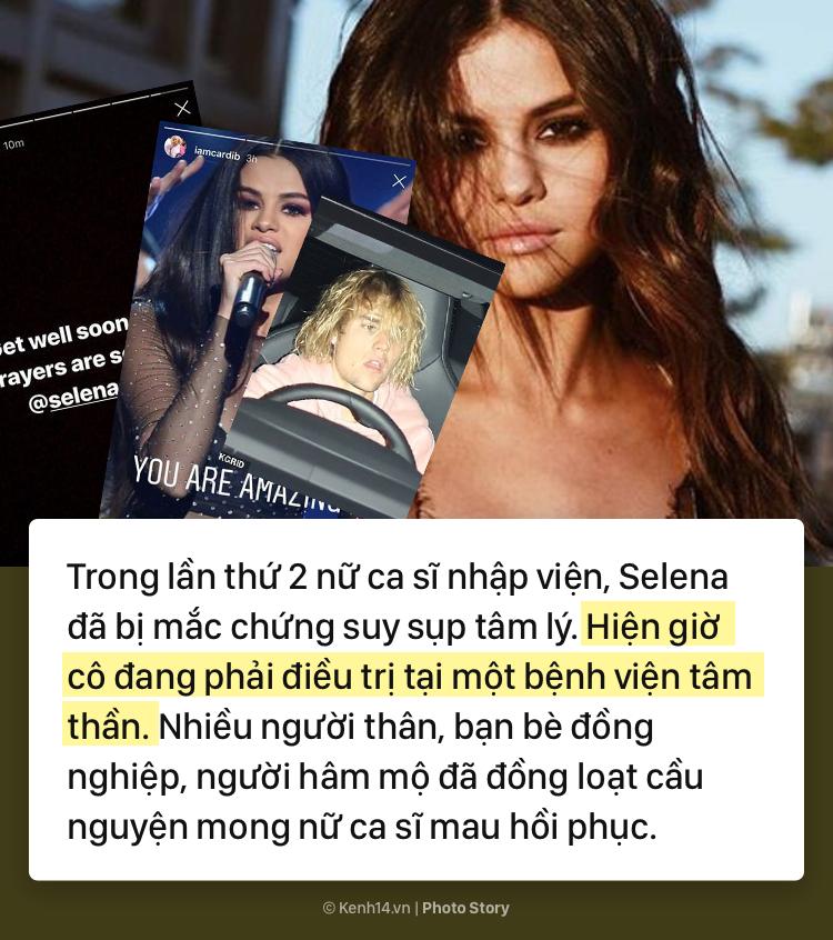 Selena Gomez và hành trình 5 năm chống chọi với căn bệnh lupus ban đỏ kèm di chứng - Ảnh 21.