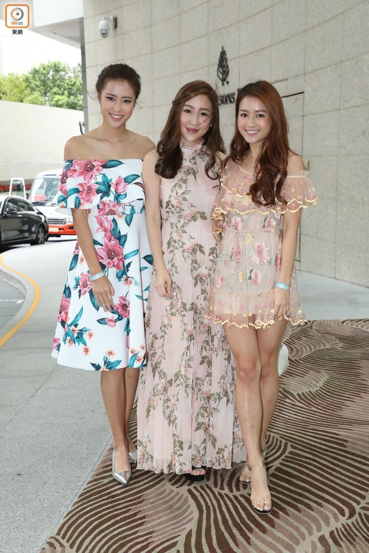 """""""Thị Đế"""" TVB rước thí sinh Hoa hậu Hong Kong kém 13 tuổi về dinh, dàn Á hậu người đẹp Hong Kong nô nức có mặt - Ảnh 12."""