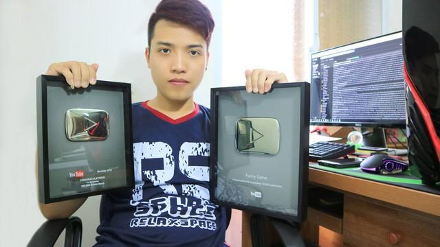 Nguyễn Thành Nam - chàng vlogger Việt sở hữu 1,3 tỉ lượt xem và 4 nút vàng từ Youtube là ai? - Ảnh 9.