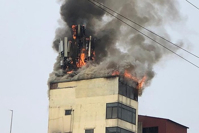Những vụ cháy lớn kinh hoàng chỉ vì thói quen bất cẩn khi đốt vàng mã - Ảnh 6.