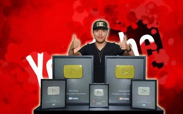 Nguyễn Thành Nam - chàng vlogger Việt sở hữu 1,3 tỉ lượt xem và 4 nút vàng từ Youtube là ai? - Ảnh 7.