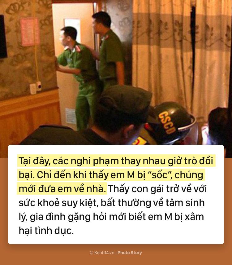 Toàn cảnh vụ án hiếp dâm, dâm ô tập thể nữ sinh lớp 9 ở Thái Bình - Ảnh 5.