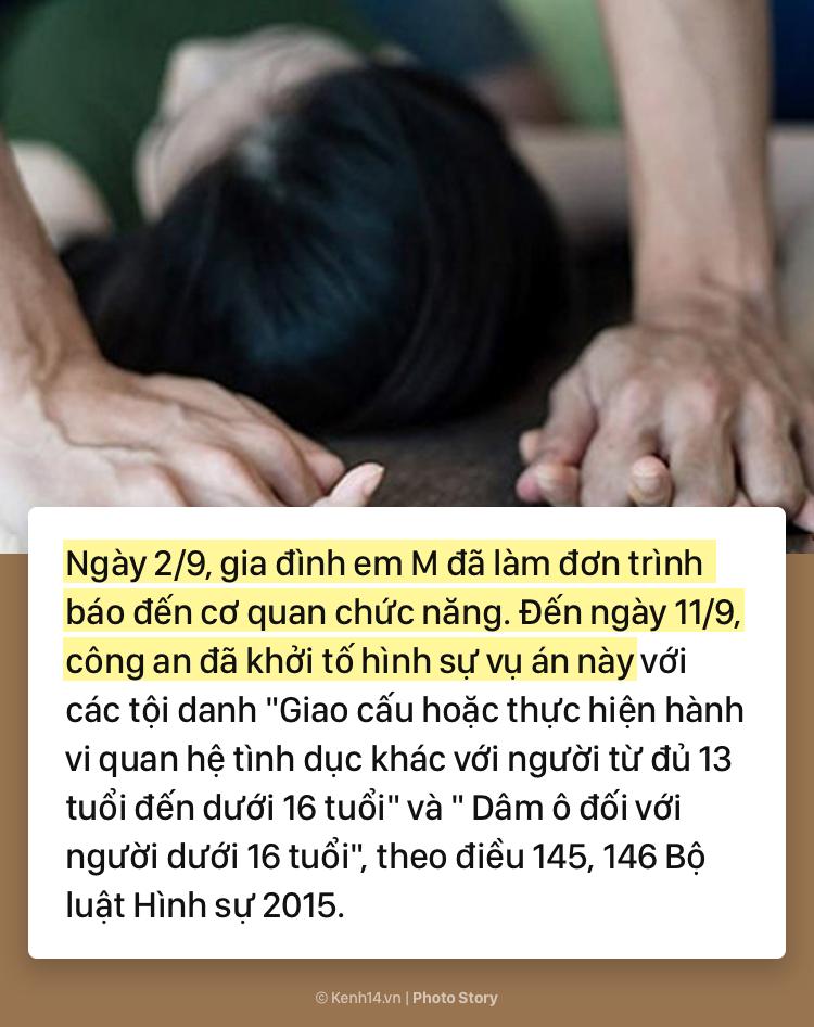 Toàn cảnh vụ án hiếp dâm, dâm ô tập thể nữ sinh lớp 9 ở Thái Bình - Ảnh 7.