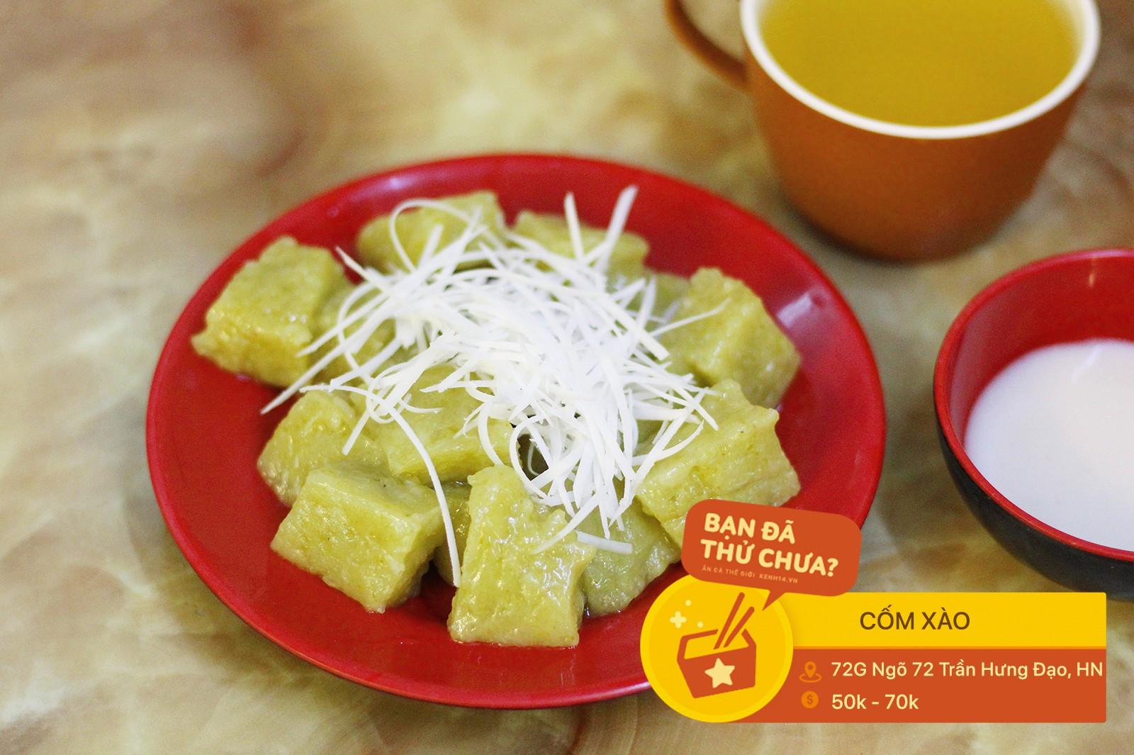 Hàng cốm xào siêu đắt ở Hà Nội: 50k - 70k/đĩa nhưng khách vẫn ùn ùn đến - nhất là vào mùa này - Ảnh 6.