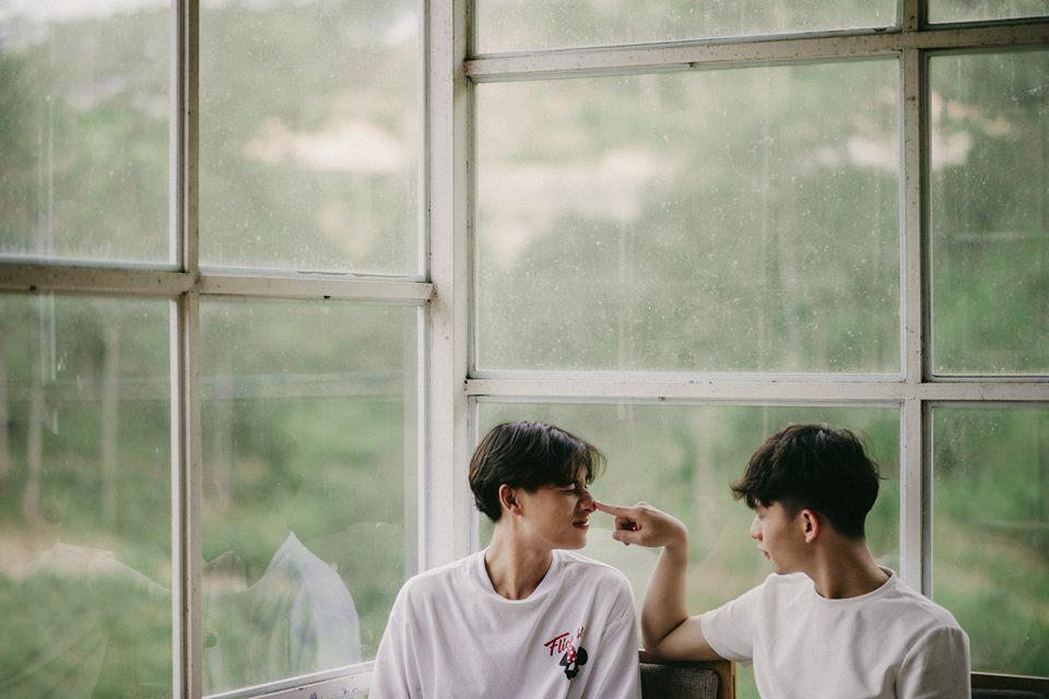 """Đà Lạt mộng mơ của hai chàng trai nên duyên nhờ một cái like trên Instagram - Ảnh 9. Bộ ảnh Đà Lạt mộng mơ của hai chàng trai nên duyên nhờ một cái """"like"""" trên Instagram"""
