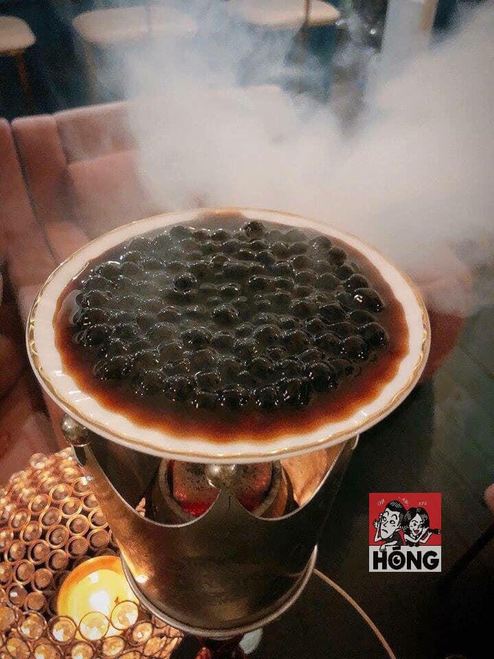 Đâu chỉ topping trà sữa, giới trẻ bây giờ đem trân châu đen nhồi vào mọi thứ có thể ăn được đây này - Ảnh 6.