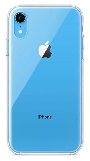 Cận cảnh mẫu case trong suốt đầu tiên của Apple, dùng để khoe màu sắc của iPhone XR - Ảnh 2.