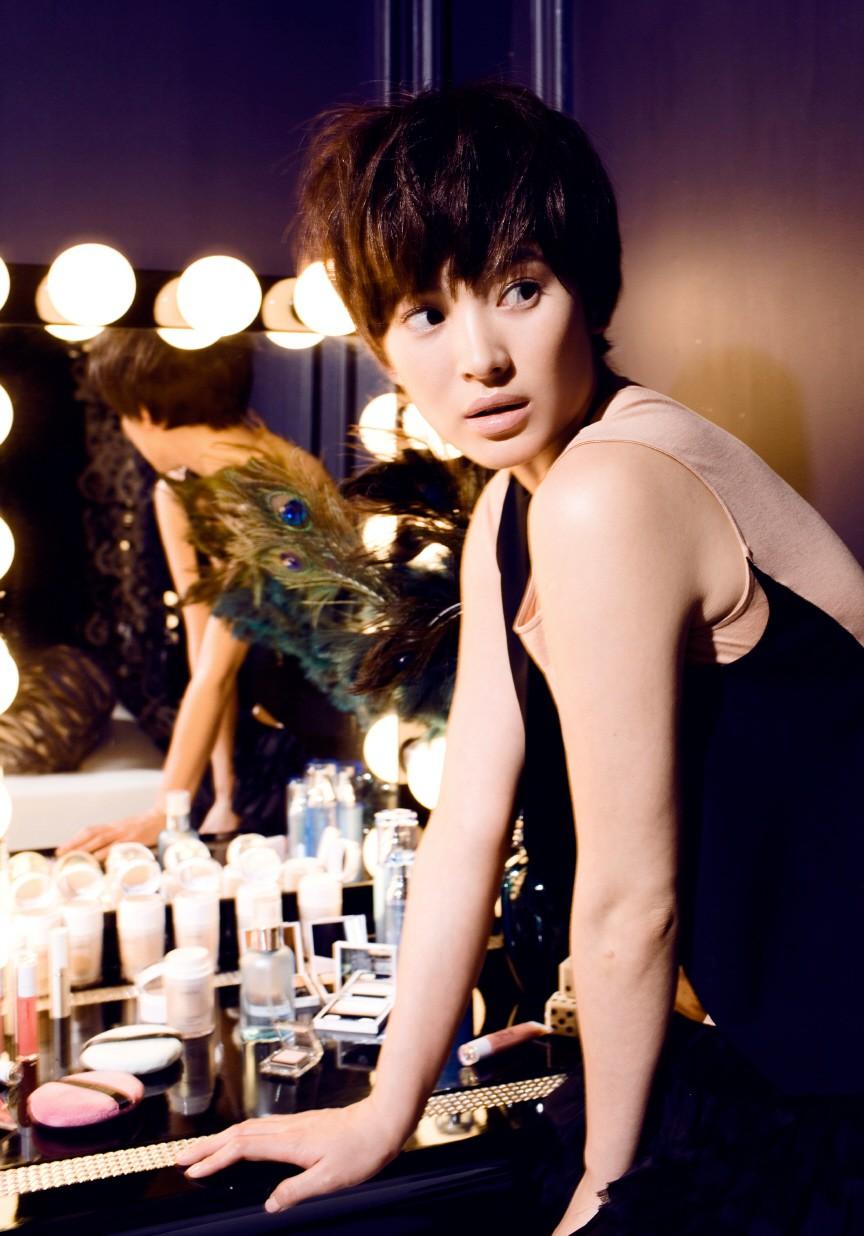 Song Hye Kyo: 10 năm nhan sắc đỉnh cao với tóc ngắn- Ảnh 3.