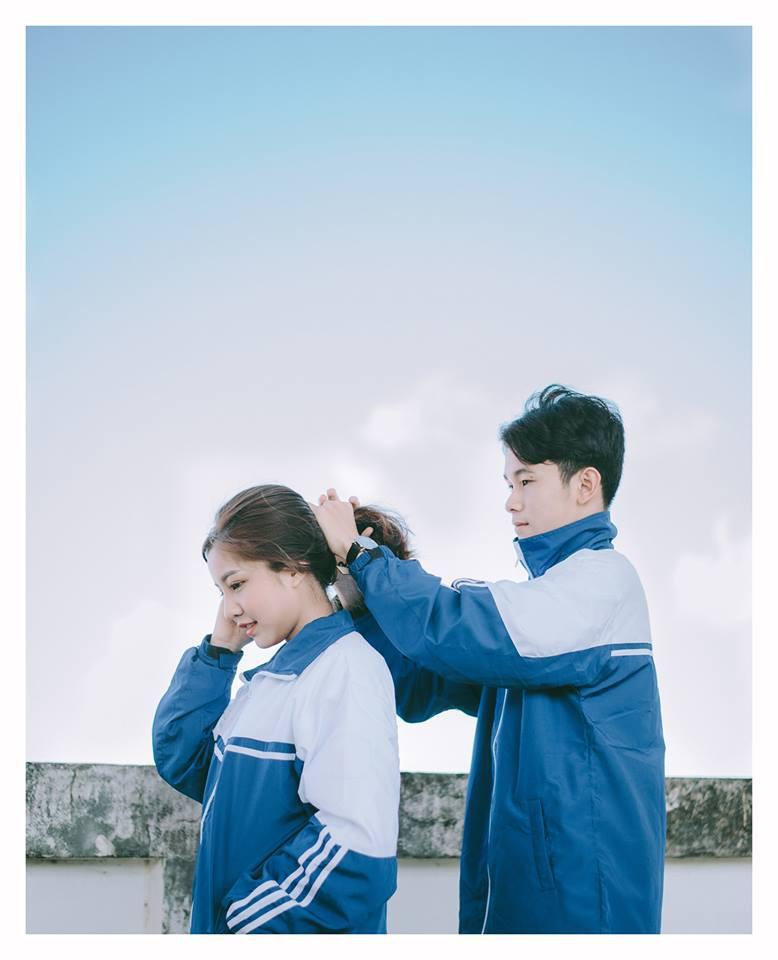 Bộ ảnh thanh xuân trong trẻo chụp ở An Giang đẹp chẳng kém gì trên phim - Ảnh 2.