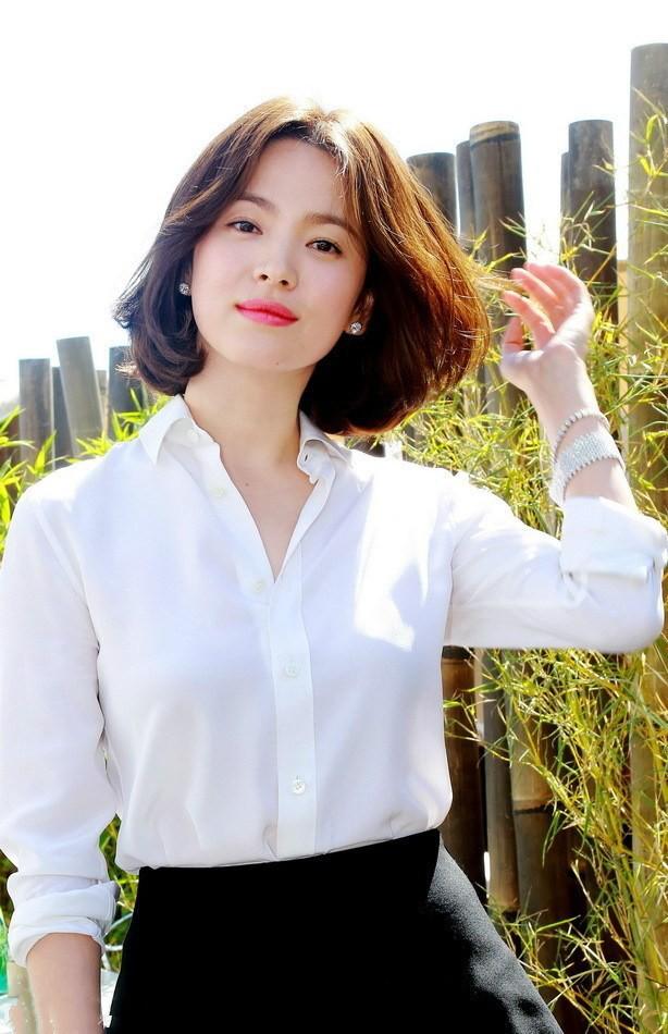 Song Hye Kyo: 10 năm nhan sắc đỉnh cao với tóc ngắn- Ảnh 7.