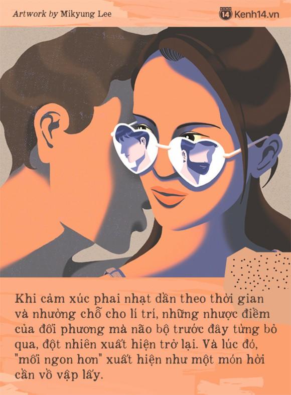 Trong tình yêu, không tìm được mối ngon hơn người ta gọi là chung thủy - Ảnh 3.