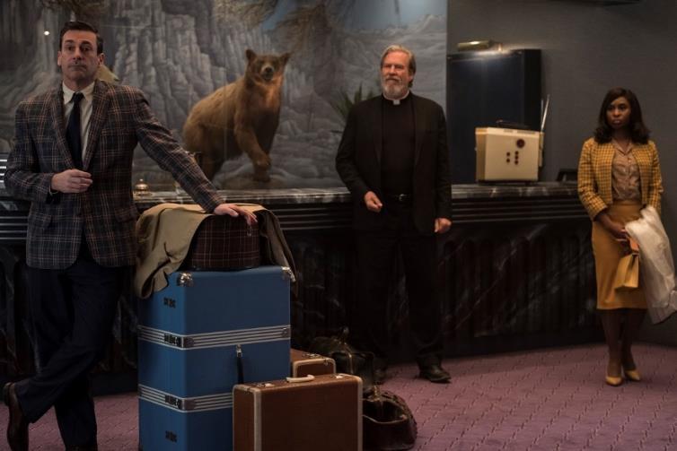 5 lý do nên check-in khách sạn sang chảnh và đáng sợ trong Bad Times at the El Royale - Ảnh 4.