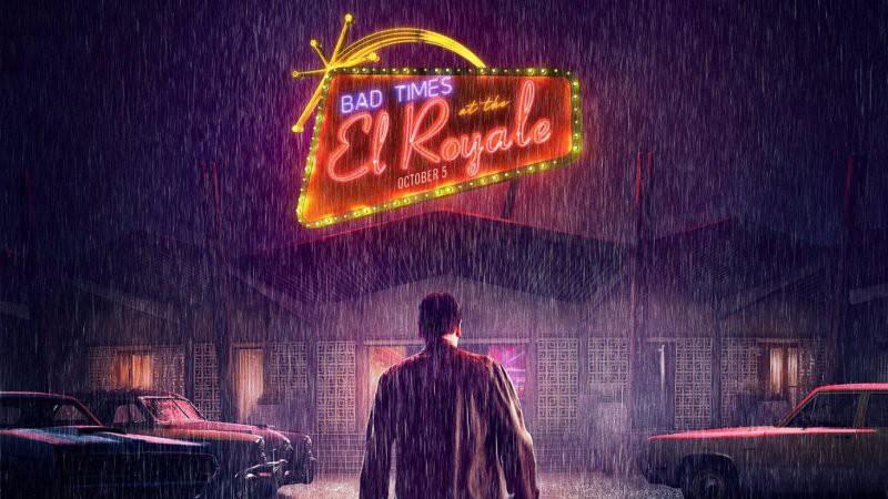 5 lý do nên check-in khách sạn sang chảnh và đáng sợ trong Bad Times at the El Royale - Ảnh 6.