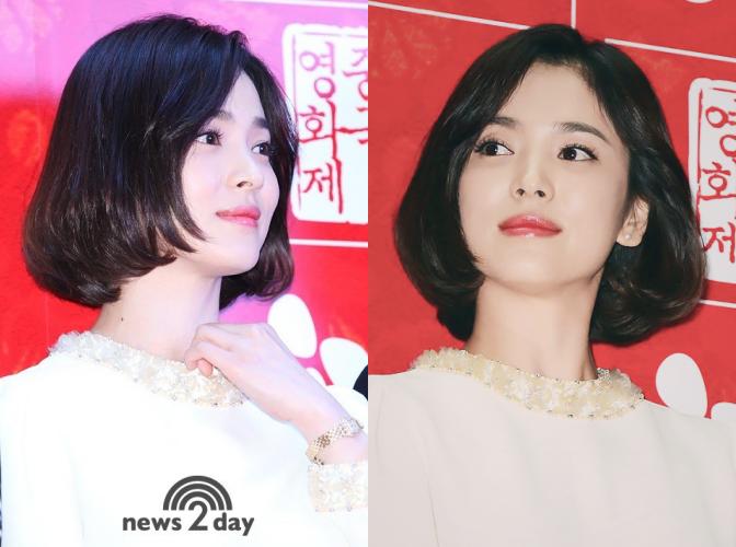 Song Hye Kyo: 10 năm nhan sắc đỉnh cao với tóc ngắn - Ảnh 9.