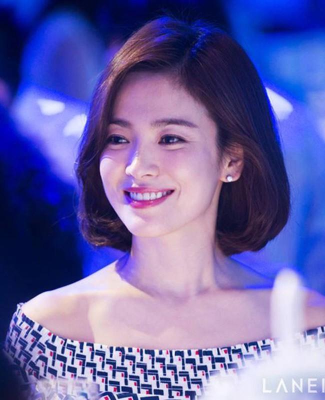 Song Hye Kyo: 10 năm nhan sắc đỉnh cao với tóc ngắn - Ảnh 14.