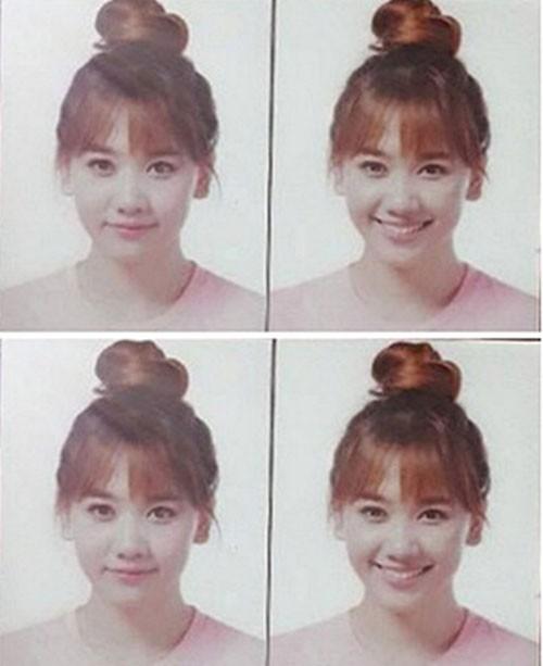 Thủy Tiên khoe ảnh thẻ hai vợ chồng cực trẻ trung, tự ví von như cặp đôi 16-20 tuổi - Ảnh 4.