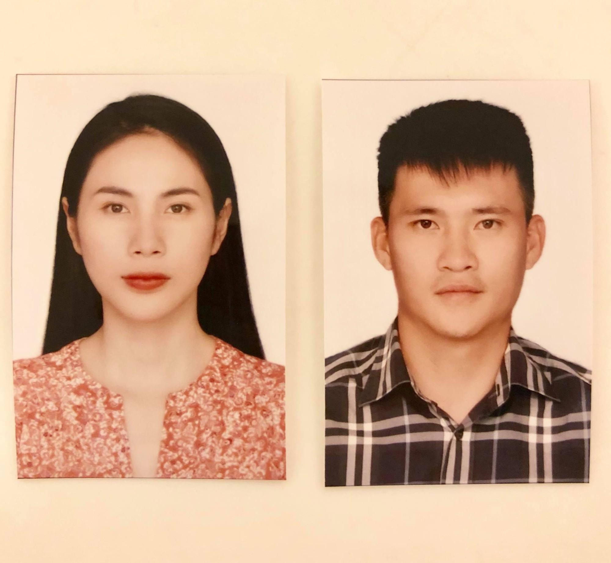 Thủy Tiên khoe ảnh thẻ hai vợ chồng cực trẻ trung, tự ví von như