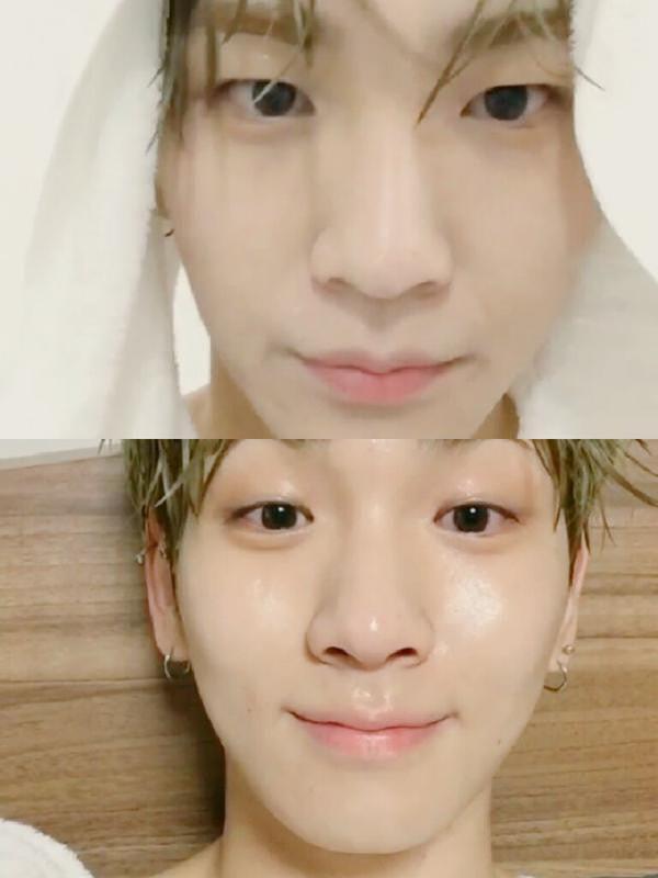 Ngoài việc mua mỹ phẩm đắt tiền, nhiều idol Hàn có da đẹp là vì chăm áp dụng những phương pháp này - Ảnh 5.