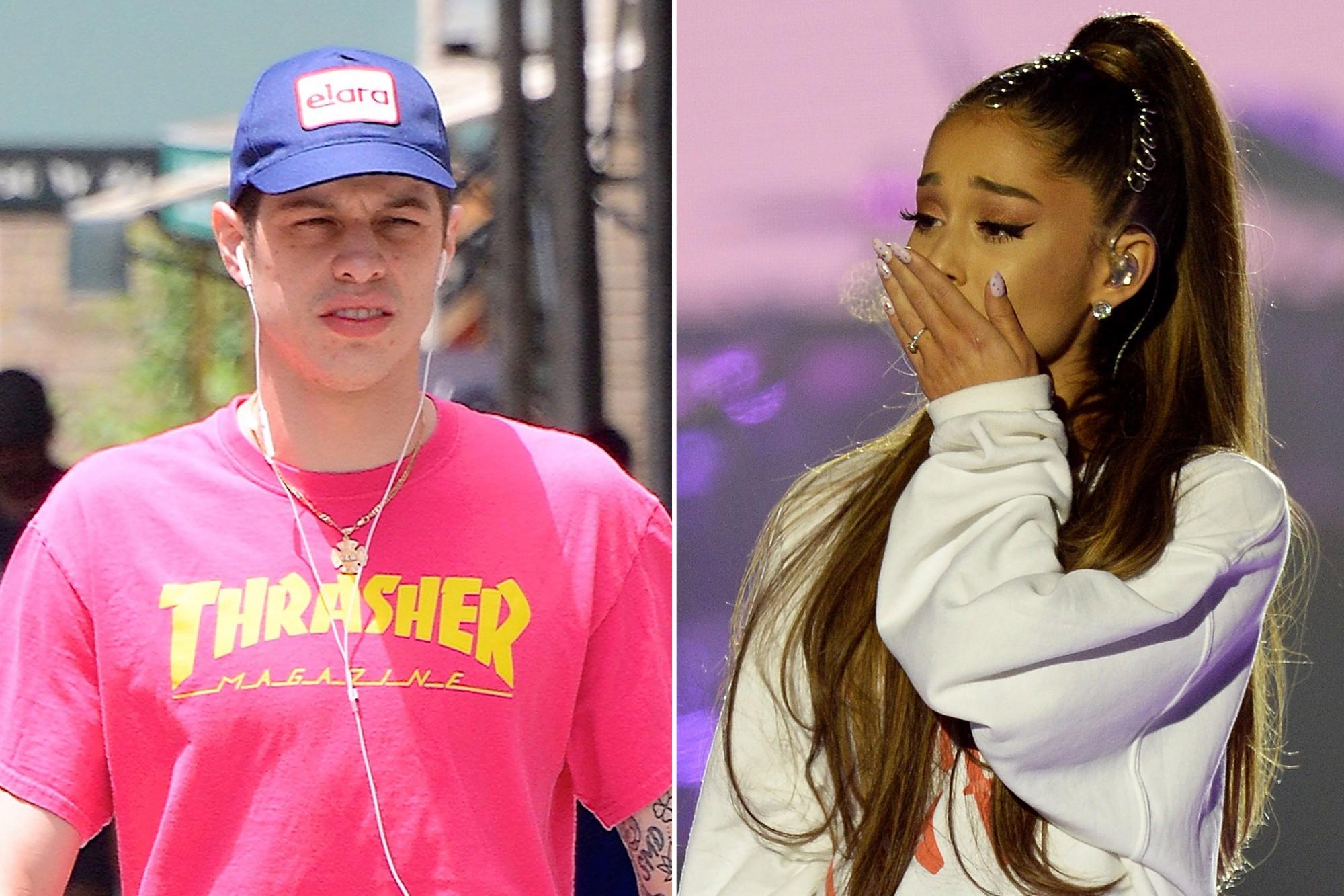 Phản ứng đầu tiên gây xôn xao của Ariana Grande sau khi chia tay chồng chưa cưới - Ảnh 2.