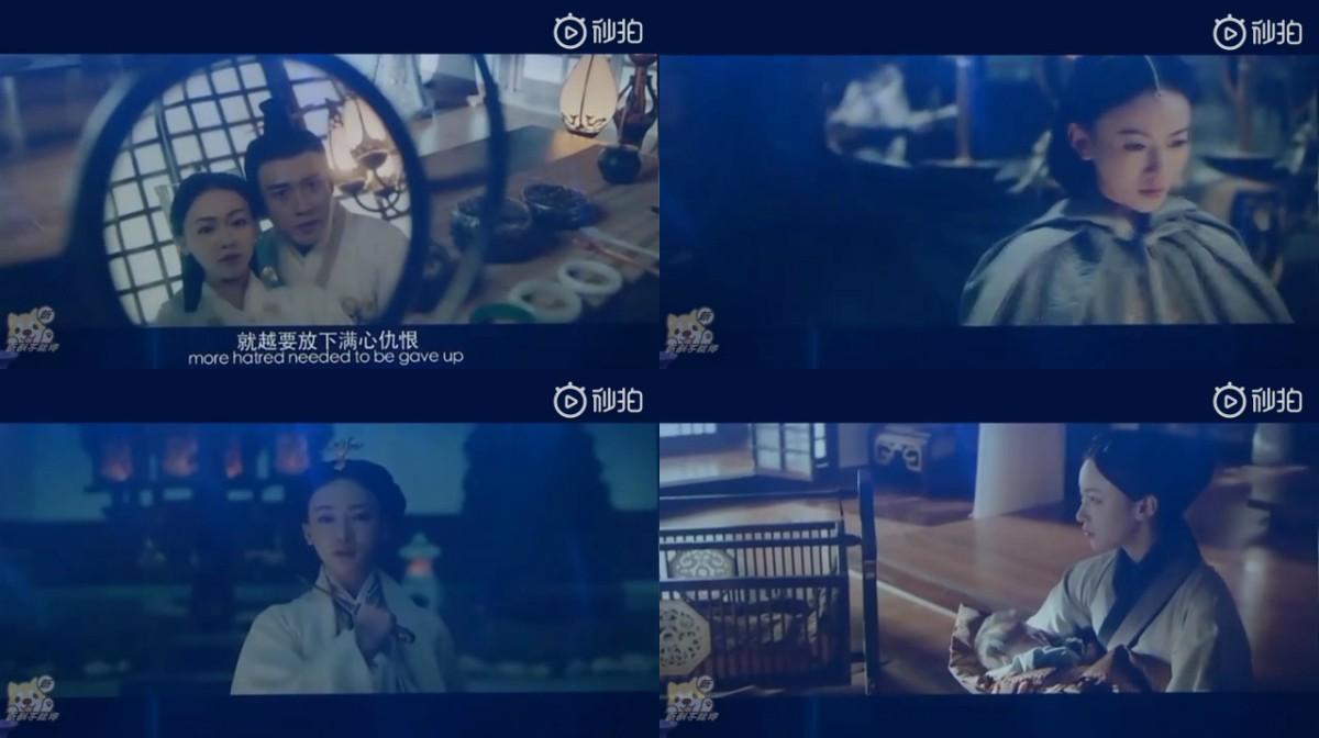 """Ngôn Cẩn Ngôn hóa thành mẹ của Tần Thủy Hoàng trong phim mới """"Hạo Lan Truyện"""" - Ảnh 1."""
