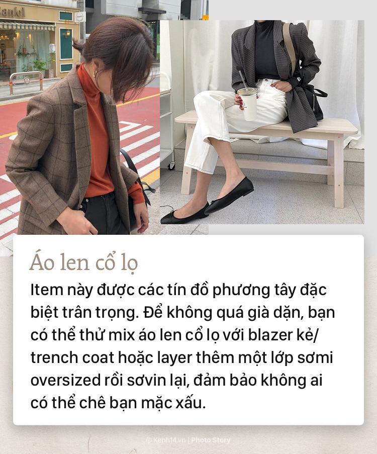 6 item thời trang Thu Đông giúp bạn ăn mặc đỉnh cao như fashionista Pháp - Ảnh 3.