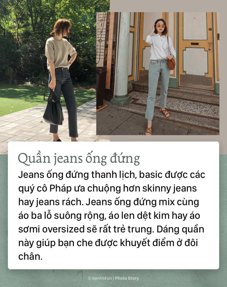6 item thời trang Thu Đông giúp bạn ăn mặc đỉnh cao như fashionista Pháp - Ảnh 1.