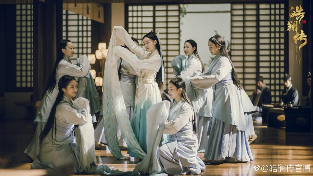"""Ngôn Cẩn Ngôn hóa thành mẹ của Tần Thủy Hoàng trong phim mới """"Hạo Lan Truyện"""" - Ảnh 2."""