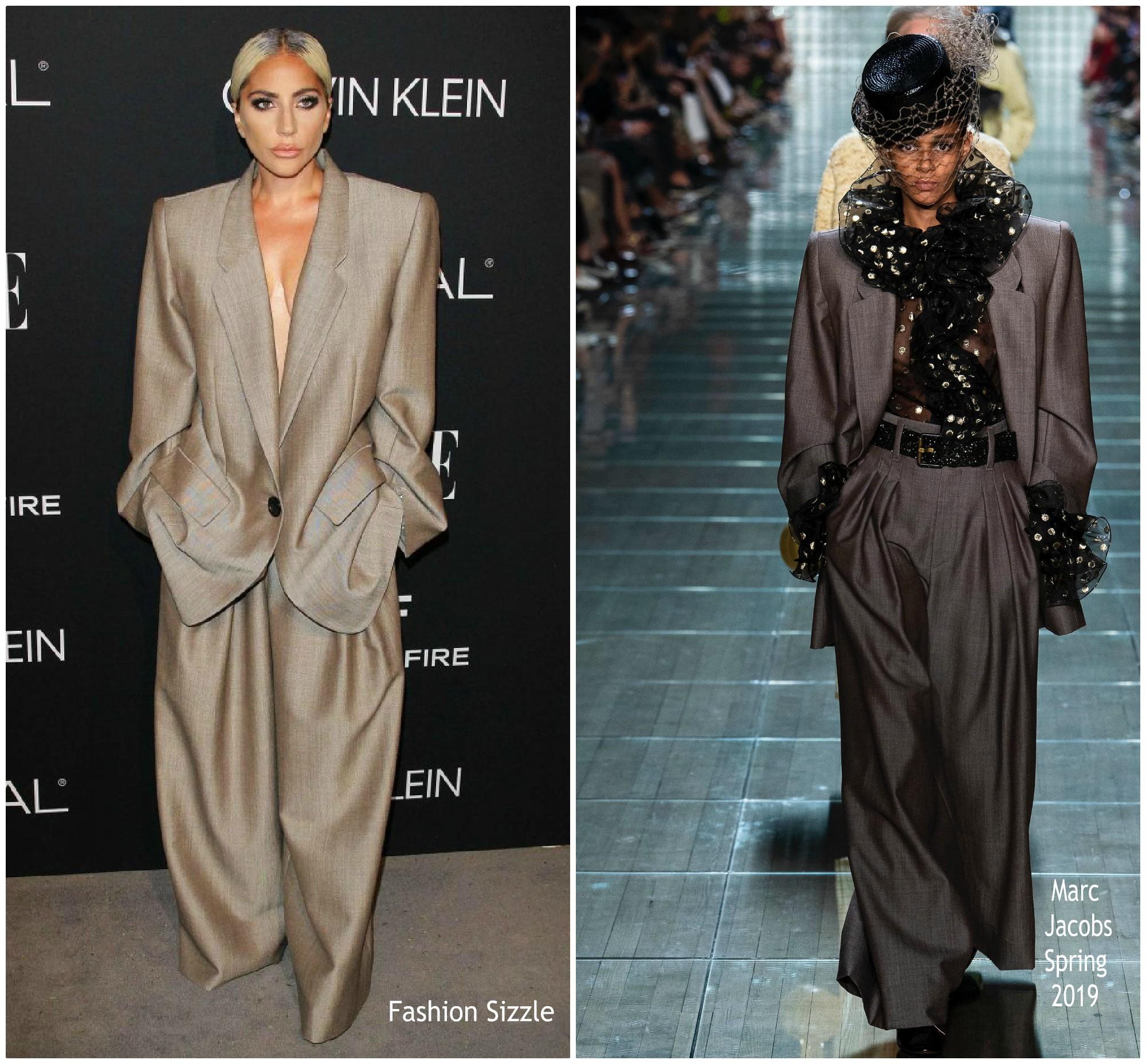 Dân tình chê bộ suit của Lady Gaga thùng thình như bao tải, cô chẳng đoái hoài và lặng lẽ giải thích ý nghĩa - Ảnh 3.